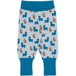 Meyadey Alpaca Friends Rib Pants
