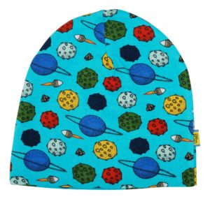 Duns Of Sweden Blue Small Planets Hat