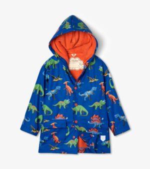 Hatley Friendly Dinos Waterproof Raincoat