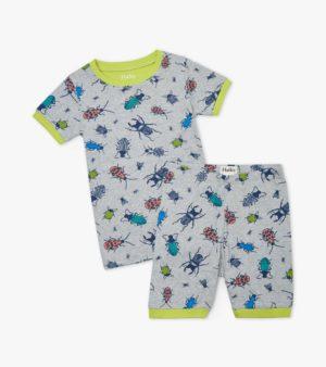 Hatley Curious Critters Organic Cotton Short Pyjamas