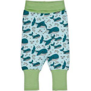 Meyadey Whale Waters Rib Pants