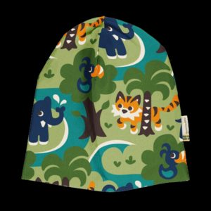 Maxomorra Jungle Print Jersey Hat