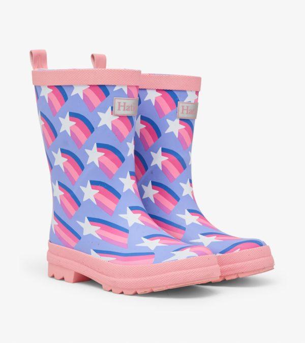 Hatley Shooting Stars Matte Rain Boots