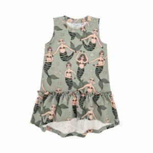Dear Sophie Mint Mermaid Dress