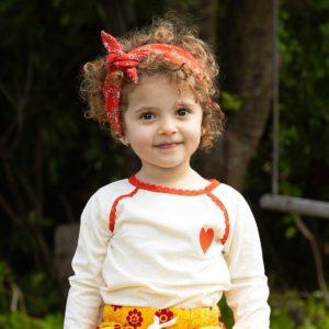 Alba Hana Bandana - Orange.com Liberty Love