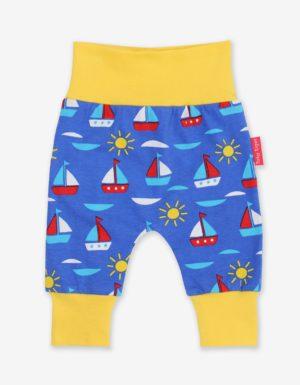 SS21 Toby Tiger Boat Print Yoga Pants