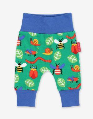 SS21 Toby Tiger Bug Print Yoga Pants