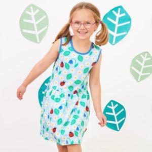 SS21 Toby Tiger English Garden Summer Dress