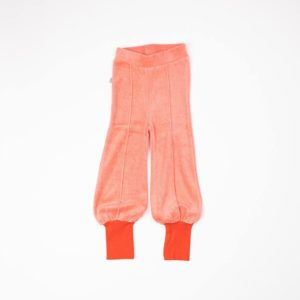 Alba Balloon Tight Pants - Strawberry Ice