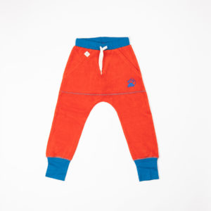 Alba of Denmark Mason Pants - Spicy Orange