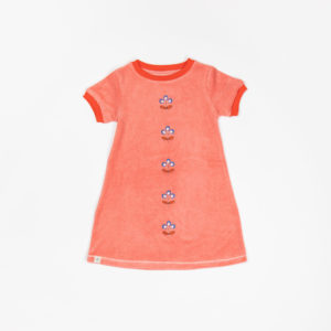 Alba of Denmark Smilla Dress - Strawberry Ice