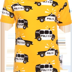 Paapii Sun Police Print Visa T Shirt