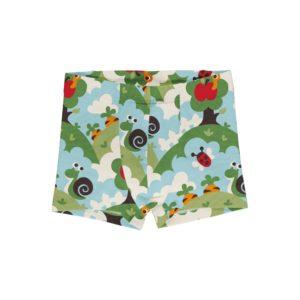 Maxomorra Garden Print Boxer Shorts
