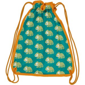 Maxomorra Chameleon Print Gym Bag