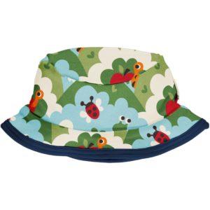 Maxomorra Garden Print Sun Hat