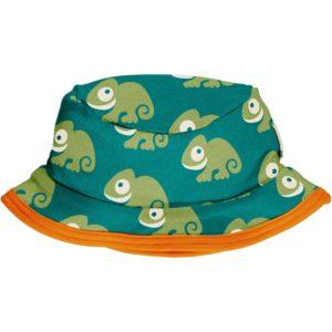 Maxomorra Chameleon Print Sun Hat