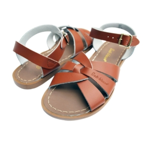 Saltwater Original Tan Kid's Sandals