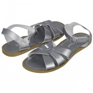 Salt-Water Original Pewter Women's Sandals