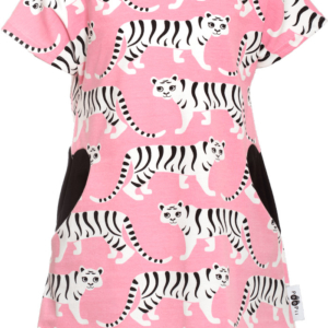 Paapii Light Pink Tiger Parade Hertta Dress