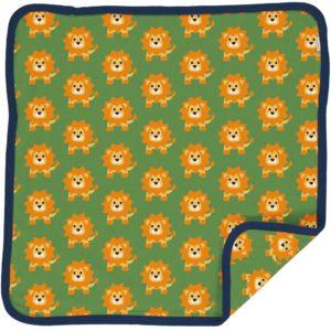 Maxomorra Lion Print Cushion Cover