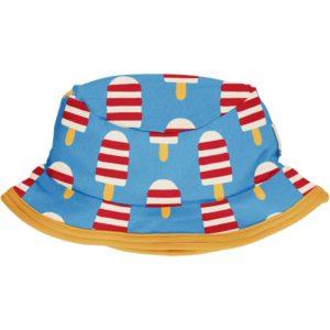 Maxomorra Ice Cream Print Sun Hat