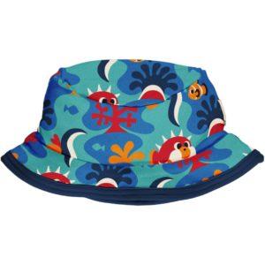 Maxomorra Coral Reef Print Sun Hat