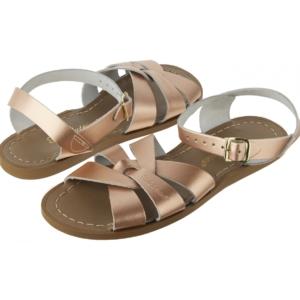 Saltwater Original Rose Gold Kid's Sandals