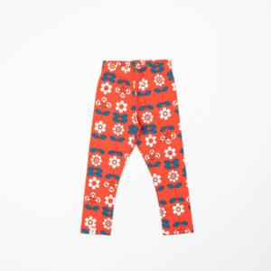 Alba Haniella Leggings – Spicy Orange Fairy Tail Flowers