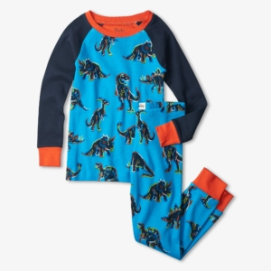 Hatley Electric Dinos Organic Cotton Pyjamas