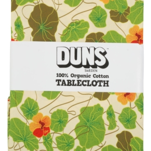 Duns of Sweden Monk's Cress Organic Cotton Tablecloth