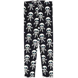 Maxomorra Classic Skeleton Print Leggings
